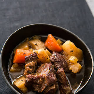 Slow Cooker Guinness Stew.