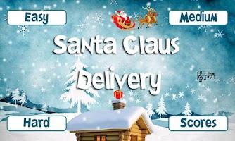 Screenshot of Santa Claus Delivery - Free