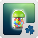 JB ICS GOWidget Theme icon