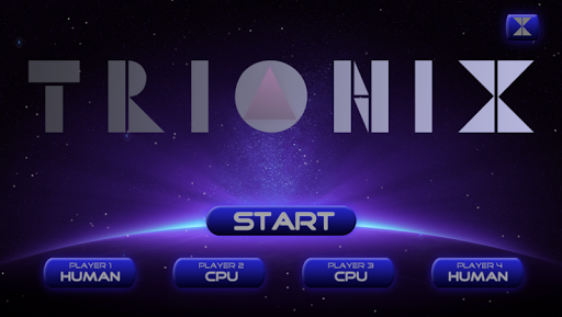 Trionix - A game of strategy.
