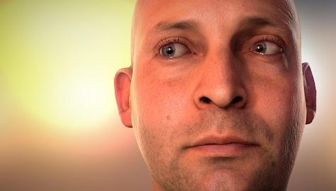 NVIDIA Tegra FaceWorks Demo Screenshot 5