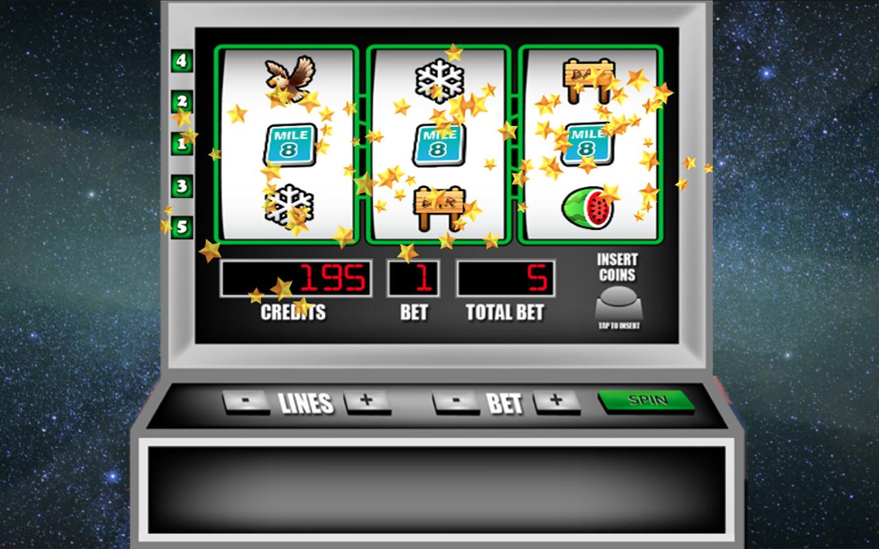 Colorado slot machines