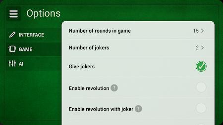 President - Card Game - Free 2.1.1 screenshot 8288