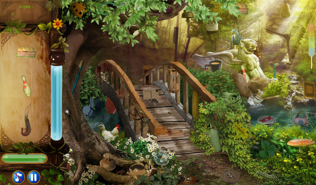 Hidden Object - Halflings FREE - screenshot