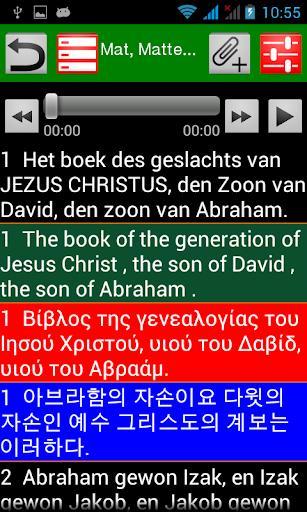 Dutch Audio Bible 荷蘭語有聲聖經 個人化 App-愛順發玩APP