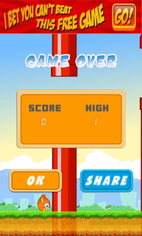 Fly Bird Fly- screenshot