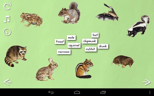 【免費教育App】Animal Name Game-APP點子