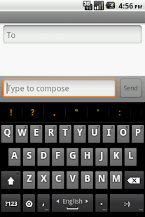 Gurmukhi Keyboard screenshot