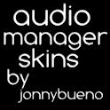 AM Skin:  Black Gloss logo
