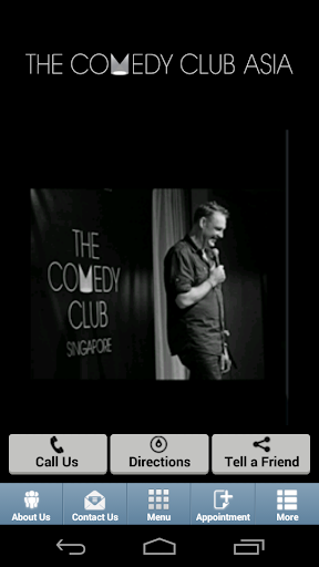 The Comedy Club SG