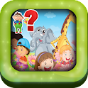 Kids Learn Animals Free icon