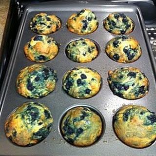 Lemon Berry Muffins.