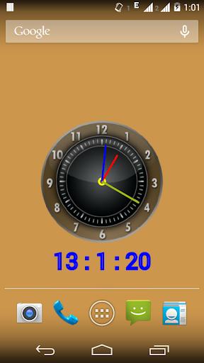 Download Clock Live Wallpaper Google Play softwares