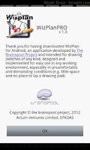 WizPlanPRO- screenshot thumbnail