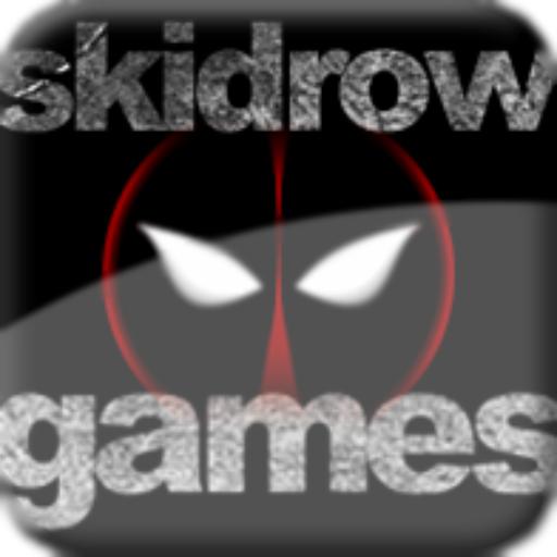 SKIDROW GAMES LOGO-APP點子