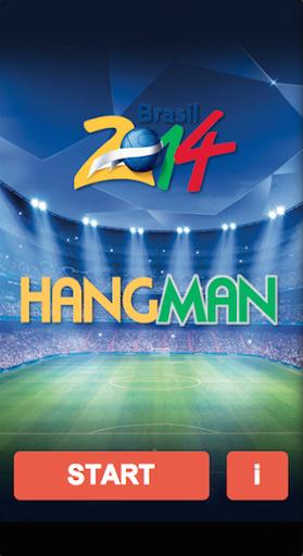 Brazil 2014 Hangman