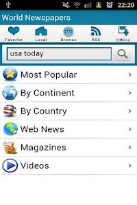 World Newspapers v2.9.0.9