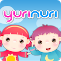 유리누리 Yurinuri logo