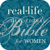 Real Life Devo Bible for Women