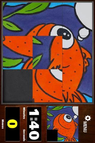 PuzzPix- screenshot