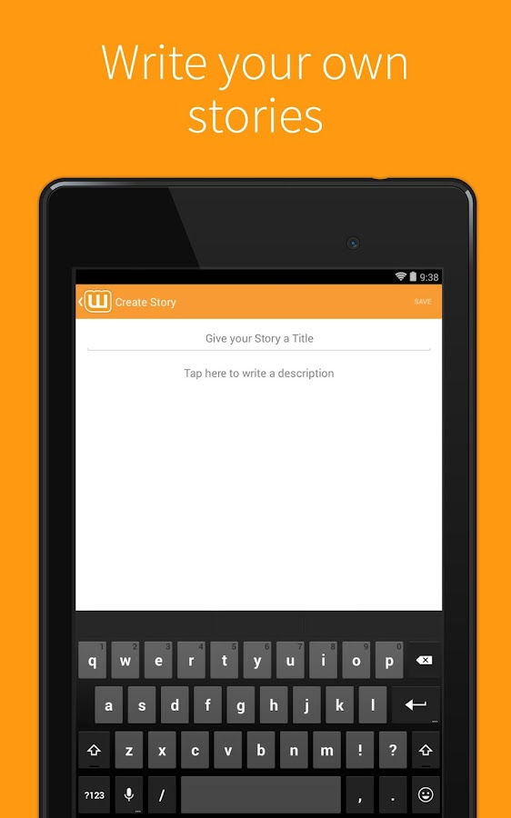 Wattpad - Free Books & Stories- screenshot