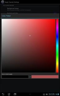 MTG 20 20 Vision Life Counter screenshot