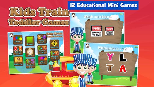 教育必備APP下載|幼儿火车游戏 好玩app不花錢|綠色工廠好玩App