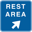 Rest Areas Spain icon