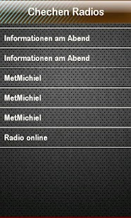 Chechen Radio Chechen Radios - screenshot thumbnail
