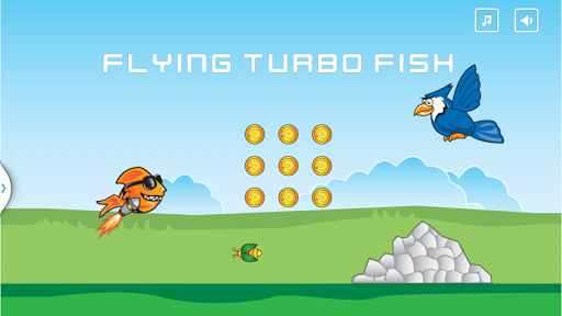Flying Turbo Fish FREE
