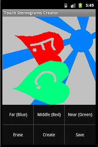 Touch Stereograms Creator Full