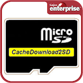 Cache Download to SD (root)
