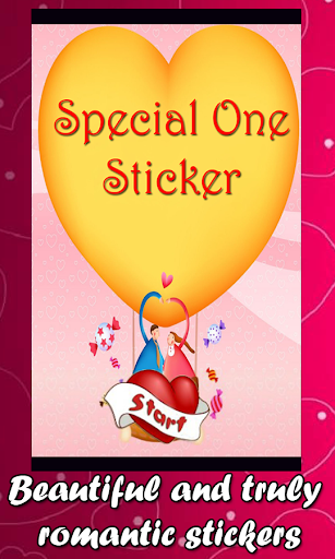 Love Stickers - Special