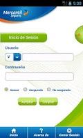 Screenshot of Mercantil Seguros