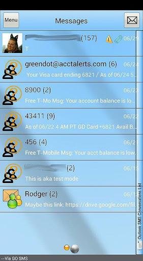 【免費個人化App】Outlook Email Go SMS Pro 2014-APP點子