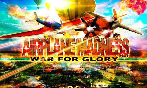 AIRPLANE MADNESS War Free Game