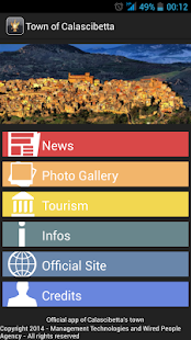 Town of Calascibetta- screenshot thumbnail