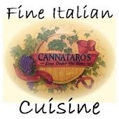 Cannataros Restaurant App