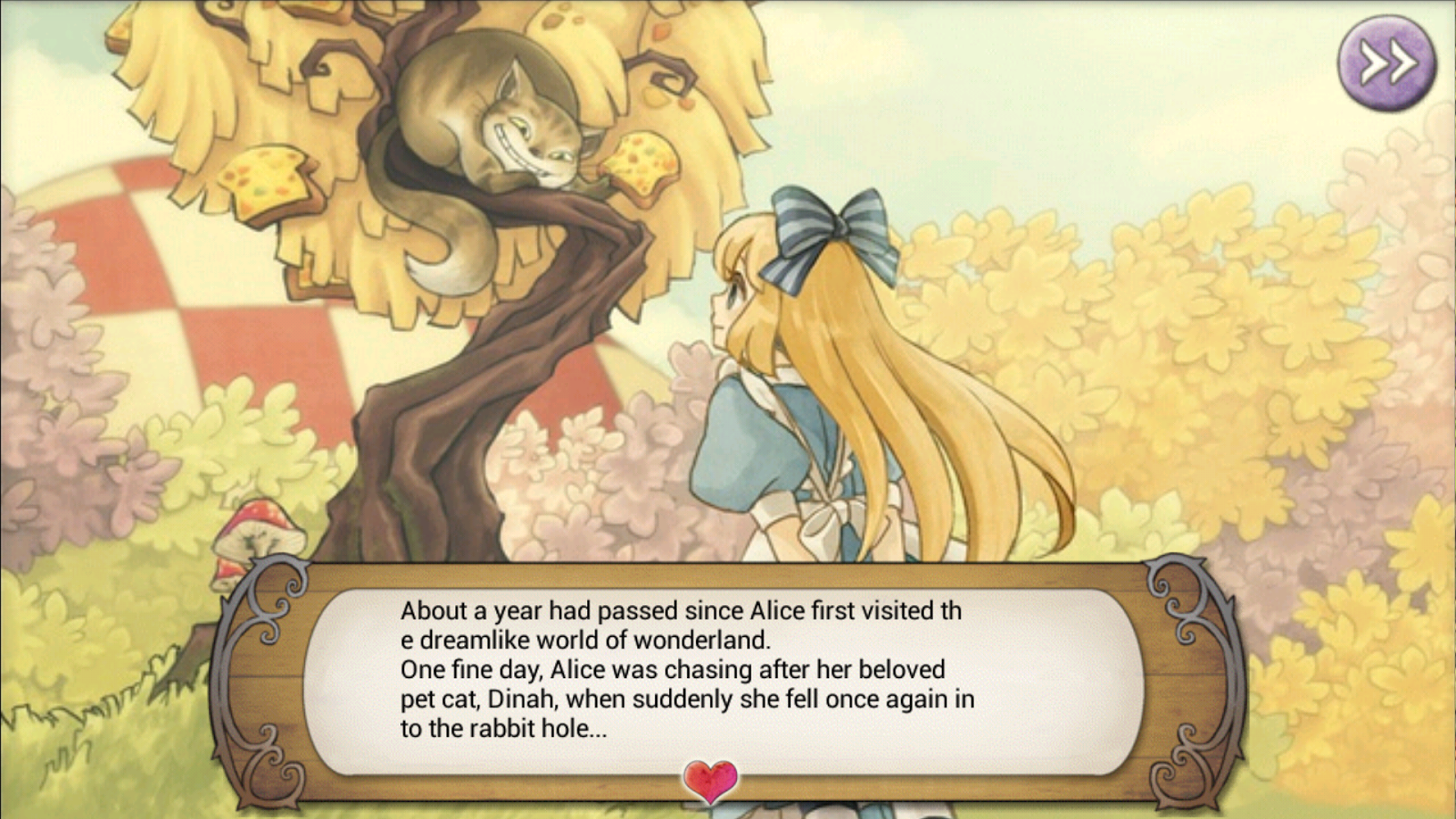 New Alice's Mad Tea Party- screenshot