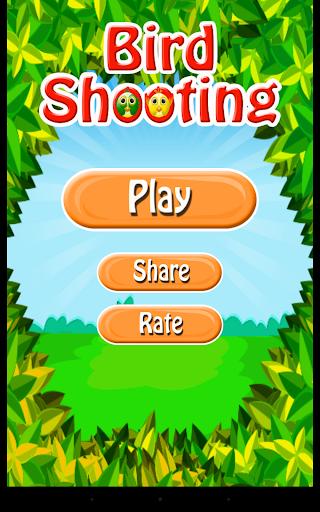 Bird Bubble Shooting