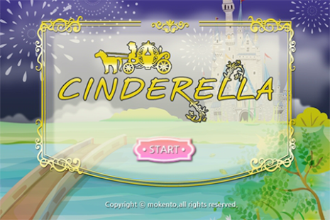 ♥CINDERELLA♥ Kid's book FREE - screenshot thumbnail