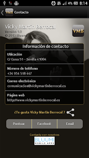 Vicky Martin Berrocal- screenshot thumbnail