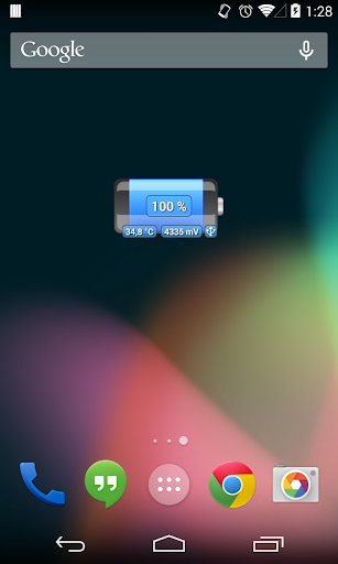[Battery Theme] Cask Blue