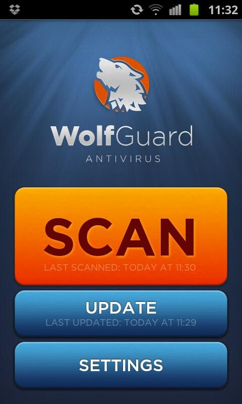 Mobile Security Antivirus FREE - screenshot
