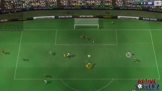 Active Soccer 2 - screenshot thumbnail
