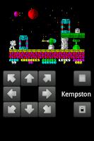 Screenshot of ZXdroid - ZX Spectrum emulator