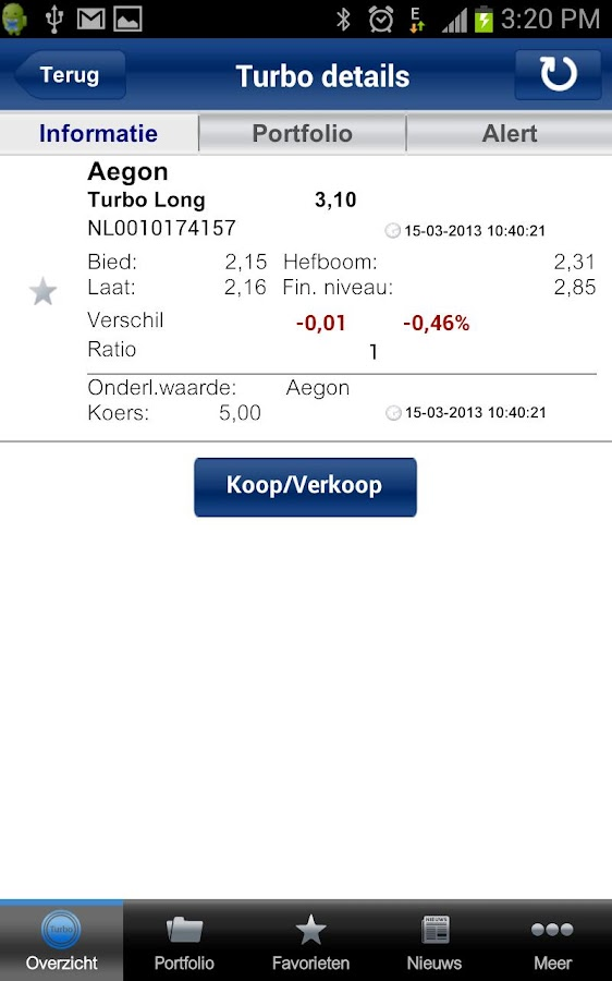 RBS Turbo - screenshot