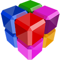 Real 3D Temple Jewels icon