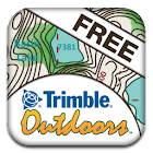 MyTopo Maps - Trimble Outdoors icon