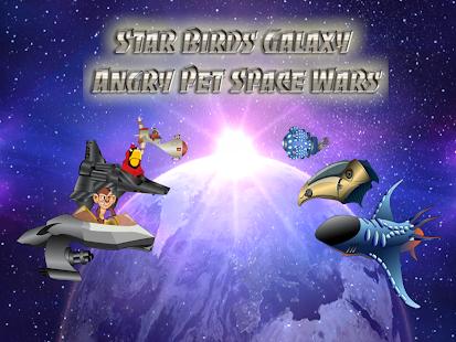Star Birds Galaxy Space Wars 2